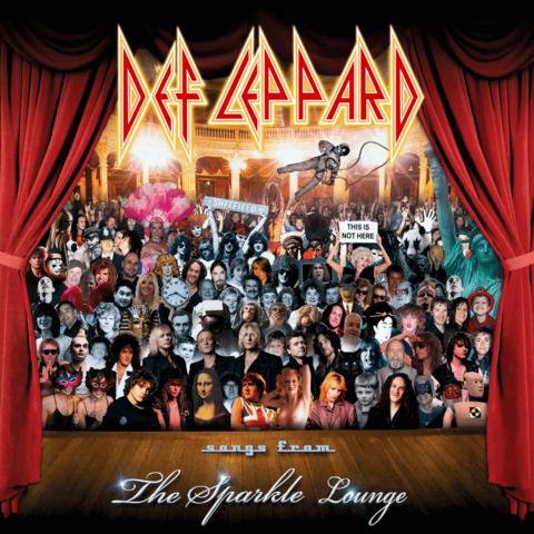 Songs From The Sparkle Lounge von Def Leppard - LP jetzt im Bravado Shop