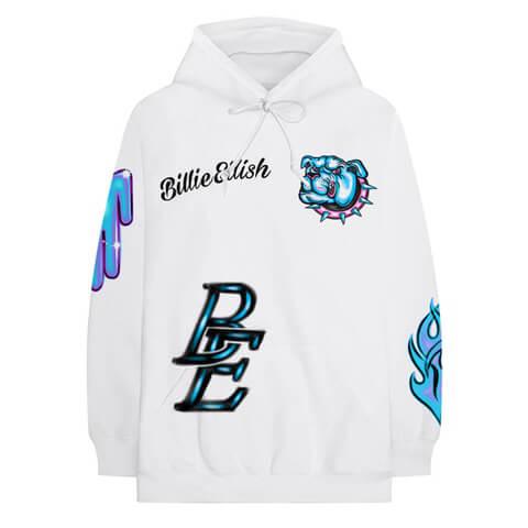 √Berlin Airbrush von Billie Eilish - Hood sweater jetzt im Bravado Shop