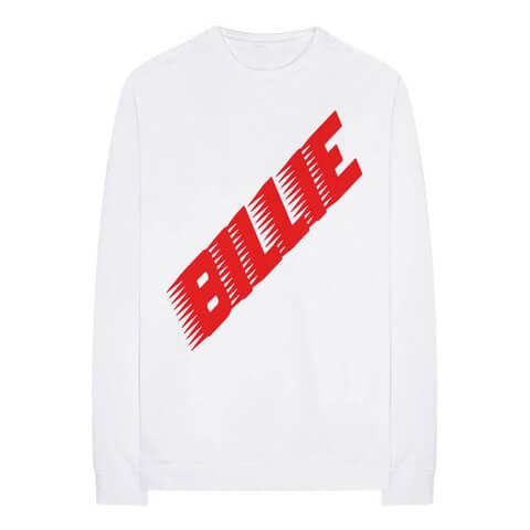 √Billie Racer Logo von Billie Eilish - Long-sleeve jetzt im Bravado Shop