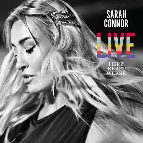 HERZ KRAFT WERKE LIVE von Sarah Connor - 2CD jetzt im Bravado Shop