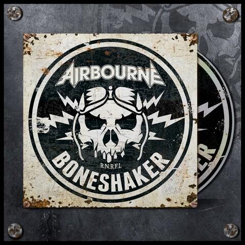 √Boneshaker (Ltd. Deluxe Edition) von Airbourne - CD jetzt im Bravado Shop