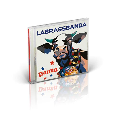 √DANZN von LaBrassBanda - CD jetzt im Bravado Shop