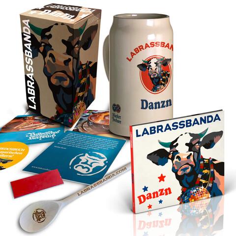 √DANZN (Ltd. Fanbox - ohne Tickets) von LaBrassBanda - Box jetzt im Bravado Shop
