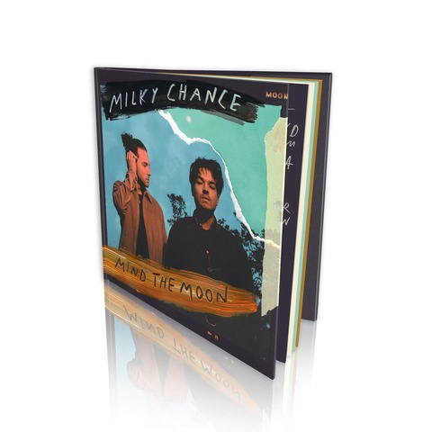 √Mind the Moon (Signierte Buch Edition - Limitierte Auflage) von Milky Chance - LP Box jetzt im Bravado Shop