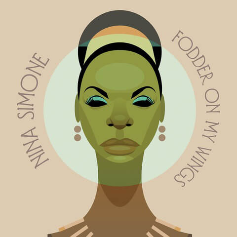 √Fodder On My Wings (LP Re-Issue) von Nina Simone - LP jetzt im Bravado Shop