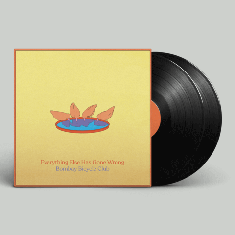 √Everything Else Has Gone Wrong (Deluxe 2LP) von Bombay Bicycle Club - 2LP jetzt im Bravado Shop