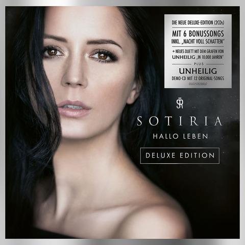 √Hallo Leben (Deluxe Edition) von Sotiria - CD jetzt im Bravado Shop