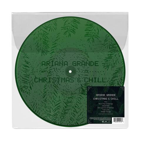 √Christmas & Chill (Ltd. Picture Disc LP) von Ariana Grande - LP jetzt im Bravado Shop