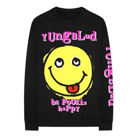 √Rave Smile von Yungblud - Long-sleeve jetzt im Bravado Shop
