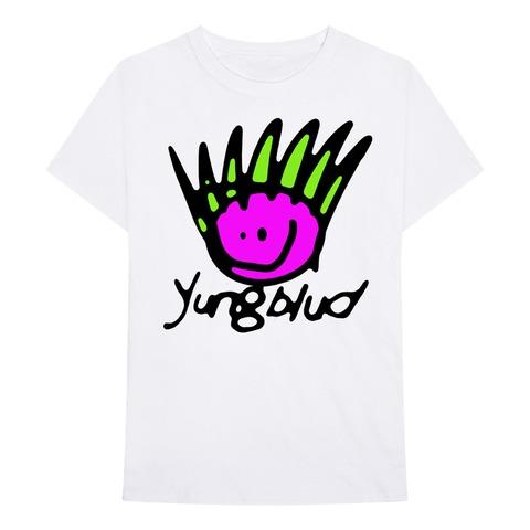 √Be Happy von Yungblud - T-Shirt jetzt im Bravado Shop