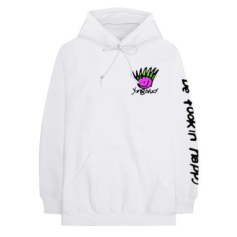 √Be Happy von Yungblud - Hood sweater jetzt im Bravado Shop
