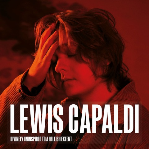 √Divinely Uninspired To A Hellish Extent (Extended Edition CD) von Lewis Capaldi - CD jetzt im Bravado Shop