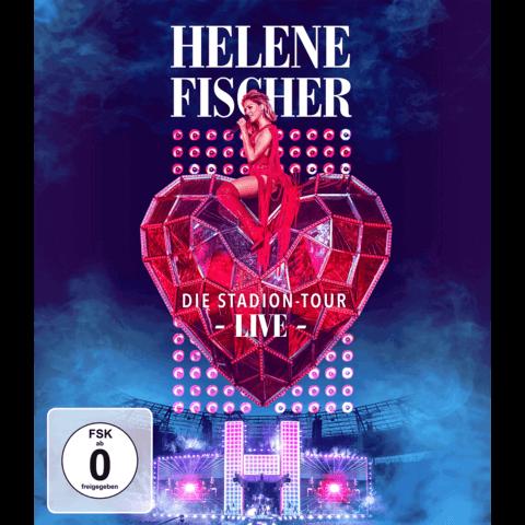 √Helene Fischer (Die Stadion-Tour live) (BluRay) von Helene Fischer - BluRay jetzt im Bravado Shop