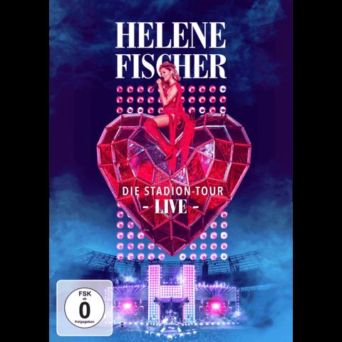 √Helene Fischer (Die Stadion-Tour Live) (DVD) von Helene Fischer - DVD jetzt im Bravado Shop