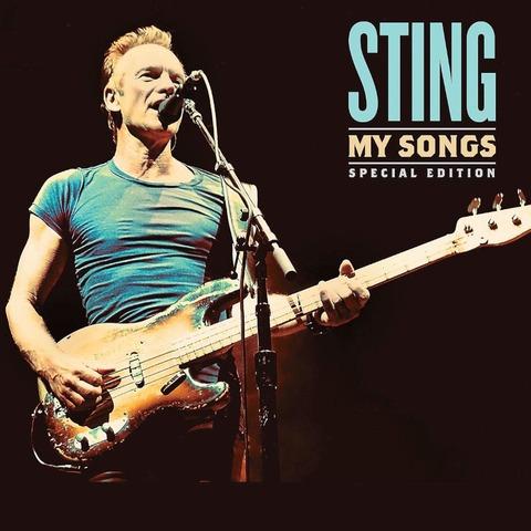 My Songs (Special Edition 2CD) von Sting - 2CD jetzt im Bravado Store