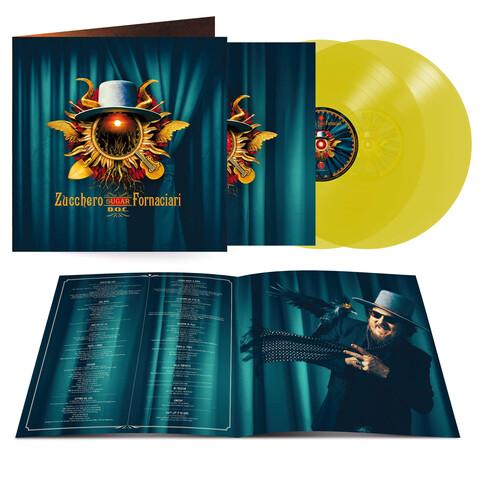 √D.O.C. (Ltd. Coloured LP) von Zucchero - 2LP jetzt im Bravado Shop