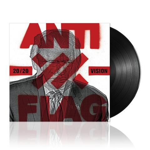√20/20 Vision von Anti-Flag - LP jetzt im Bravado Shop