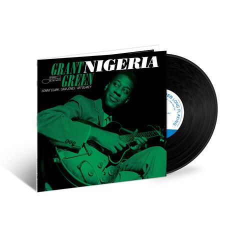 Nigeria (Tone Poet Vinyl) von Grant Green - 1LP jetzt im Bravado Shop