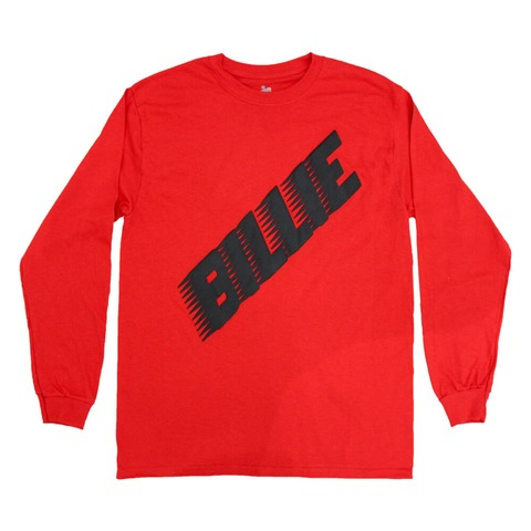 √Red Billie von Billie Eilish - Long-sleeve jetzt im Bravado Shop