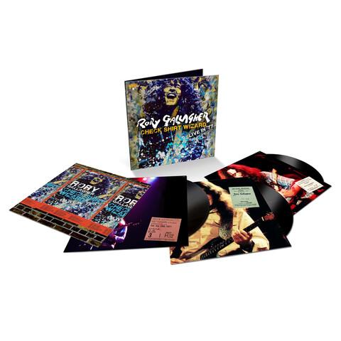 √Check Shirt Wizard - Live in '77 von Rory Gallagher -  jetzt im Bravado Shop