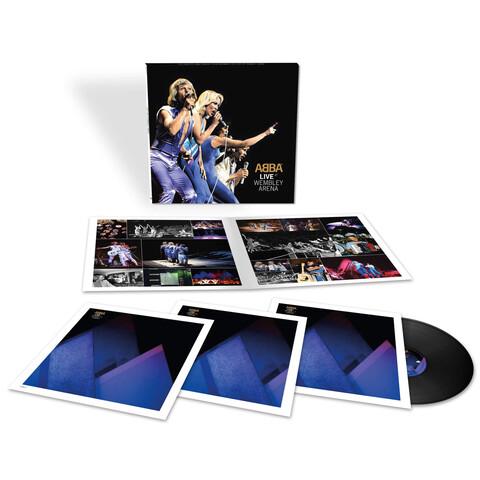 Live At Wembley (Ltd. 3LP) von ABBA - 3LP jetzt im Bravado Shop