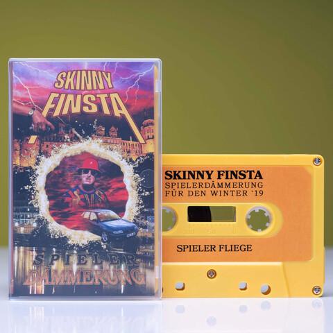 √Spielerdämmerung (Ltd. Mixtape: MC + Poster) von Skinny Finsta - MC jetzt im Bravado Shop