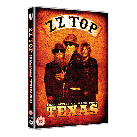 √The Little Ol' Band From Texas (Ltd. Edition DVD) von ZZ Top - DVD jetzt im Bravado Shop