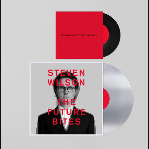 √The Future Bites (Ltd. Vinyl Edition - German Version) von Steven Wilson - LP jetzt im Bravado Shop
