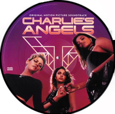 Charlie's Angels (Limited Picturedisc LP) von Various Artists - LP jetzt im Bravado Store