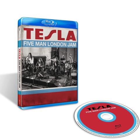 √Five Man London Jam von Tesla - BluRay jetzt im Bravado Shop