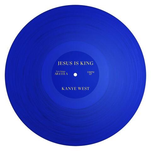 √Jesus is King von Kanye West - CD jetzt im Bravado Shop