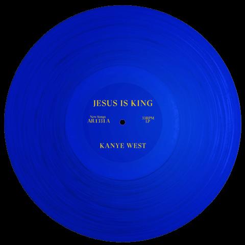√Jesus Is King von Kanye West - LP jetzt im Bravado Shop