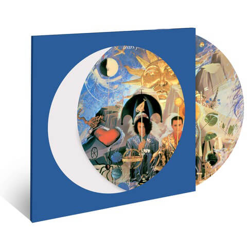 √The Seeds of Love (Ltd. Picture Disc LP) von Tears For Fears - LP jetzt im Bravado Shop
