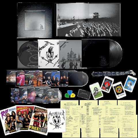 Metallica (The Black Album) Remastered - Ltd. Deluxe Box Set von Metallica - Deluxe Box jetzt im Bravado Store