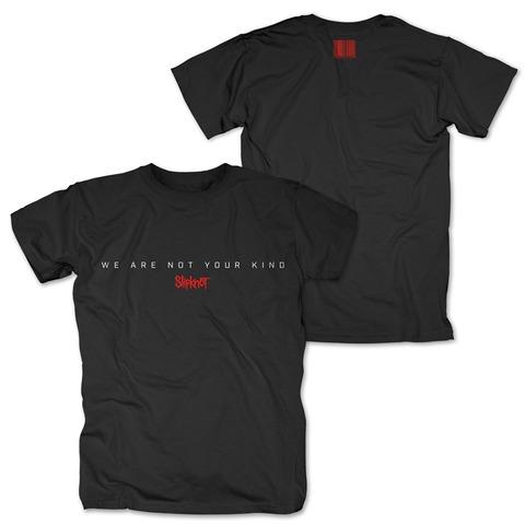 √WANYK Text von Slipknot - T-Shirt jetzt im Bravado Shop