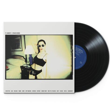 4-Track Demos von PJ Harvey - 1LP jetzt im Bravado Shop