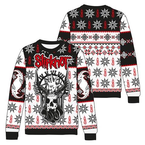√Holiday von Slipknot - Holiday Sweater jetzt im Bravado Shop