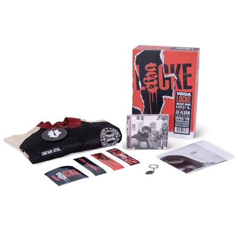 √Locke (Ltd. Deluxe Box) von Vega - Box jetzt im Bravado Shop