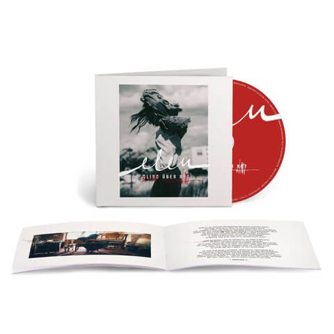 √Blind über Rot von ELEN - CD jetzt im Bravado Shop