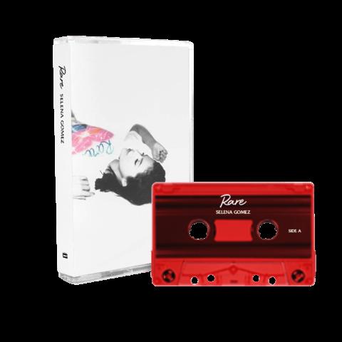 Rare (Ltd. Cassette) von Selena Gomez - MC jetzt im Bravado Shop