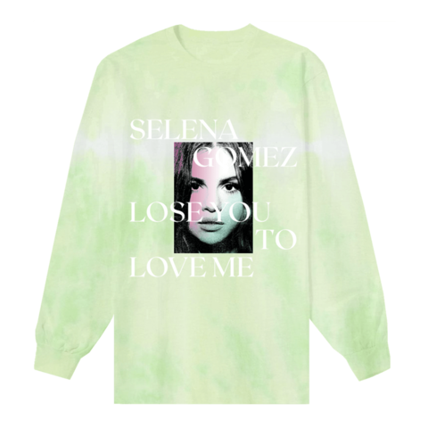 √Lose You To Love Me von Selena Gomez - Long Sleeve T-Shirt jetzt im Bravado Shop