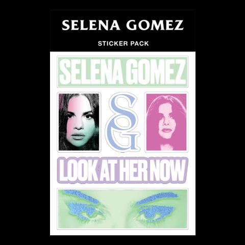 √SG von Selena Gomez - Stickerset jetzt im Bravado Shop
