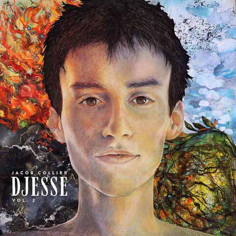 √Djesse Vol.2 (Vinyl) von Jacob Collier - LP jetzt im Bravado Shop