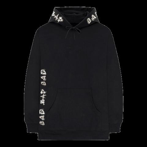 √Bad Black Hoodie von XXXTentacion - Hoodie jetzt im Bravado Shop