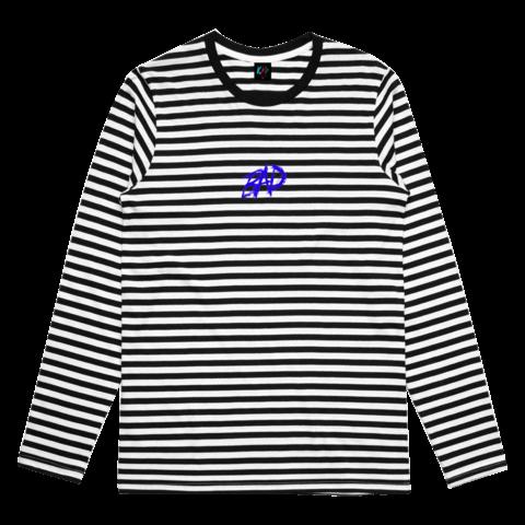 √Bad Striped L/S Tee von XXXTentacion - Long-sleeve jetzt im Bravado Shop