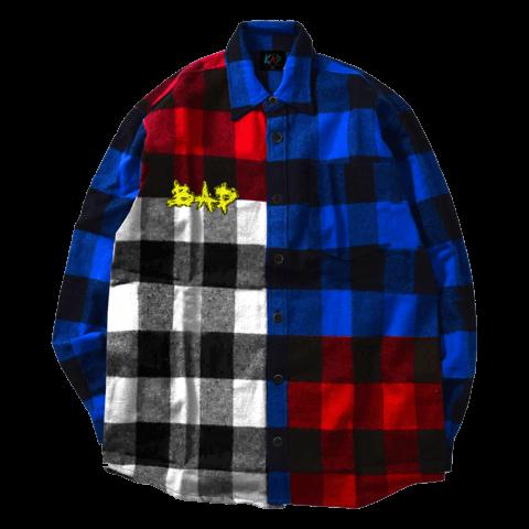 √Bad Vibes Forever Flannel von XXXTentacion - Shirt jetzt im Bravado Shop
