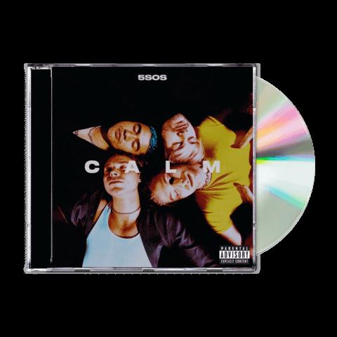 √Calm von 5 Seconds of Summer - CD jetzt im Bravado Shop