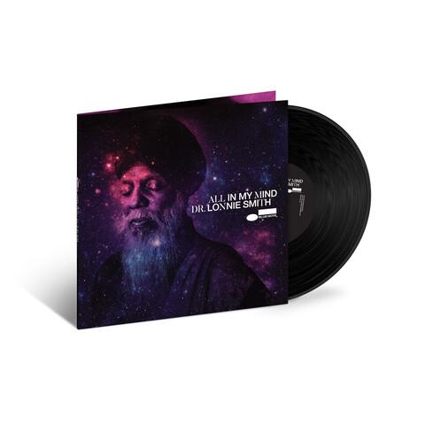 All In My Mind (Tone Poet Vinyl) von Dr. Lonnie Smith - 1LP jetzt im Bravado Shop