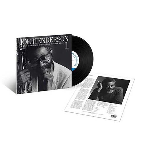 √State Of The Tenor Vol.1 (Tone Poet Vinyl) von Joe Henderson - LP jetzt im Bravado Shop