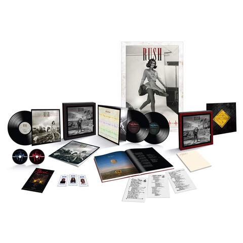 √Permanent Waves 40th Anniversary (Ltd. Super Deluxe Edition) von Rush - Box set jetzt im Bravado Shop